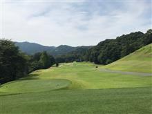 挑戦、夏ゴルフ!
