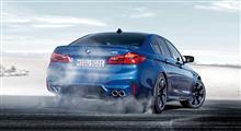 BMW F90 M5 @ Nordschleife ②