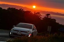 鳥取ドライブ、境港から大山そして夕日