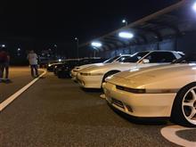 112回近畿A70ミーティング 阪神高速湾岸中島PAに参加しました!