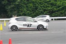 子どもが運転を楽しむ「140AT」Rd2開会式~レッスン編