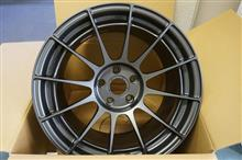 今日のホイール ENKEI Racing Revolution NT03RR(エンケイ レーシングレボリューション NT03RR) -トヨタ アルテッツァ用-
