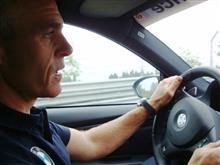 ノーヘル @ BMW Driving Experience