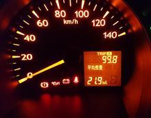 ソニカでフツーに高速を走ってみると・・・。