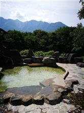 秋山郷から奥志賀高原への林道..そして秘湯の露天風呂!