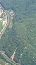 上空から見る広島県土砂災害