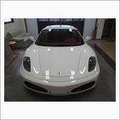 フェラーリ F430、採寸& ...