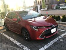 トヨタ カローラスポーツ