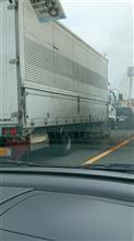 環七内回り鹿浜付近事故渋滞中、時間掛かりそうだよ😱