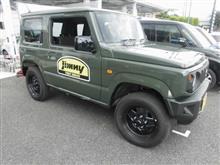 〈試乗車〉SUZUKI New Jimmy XL