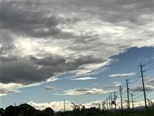 台風🌬一過