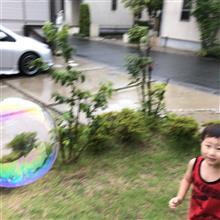 台風が来る前に!