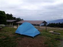 念願のキャンプ場へ!