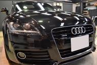 ひと目でわかるスタイル AUDI・TT Coupeのガラスコーティング【リボルト東京WEST】