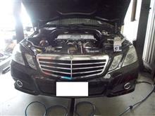 メルセデス ベンツ Eクラス W212 E350 エンジンチェック サーモスタット