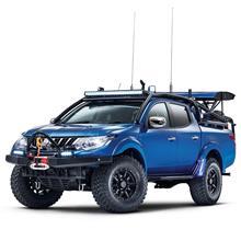 "【 Promotion Video 】 Mitsubishi L200 "" Desert Warrior "" : UK ・・・・"