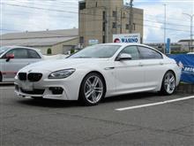 TEXAエアコンクリーニング BMW 640グランクーペ やはり必要でしょう..メンテナンス...!(^^)!