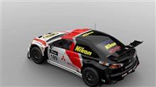 {GTS} 三菱 ランサーエボリューション Final Edition Gr.B Rally Car {カーリバリー}
