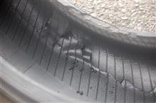 ランフラットタイヤだって空気圧はしっかり管理。