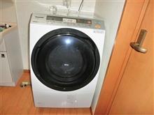 最新の洗濯機買いました 街の電気屋さん 対応 大変満足でした