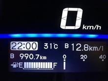 7月の走行距離数 (備忘録)