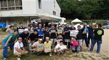 西日本豪雨災害第二陣救援物資運搬完了