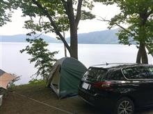 十和田湖キャンプ!