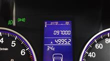 97,000kmに到達!