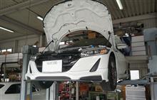 S660 HKS GT100R 取り付け !