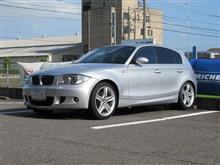 サスペンションリフレッシュ BMW E87 130 KONIアクティブ 如何だったでしょうか