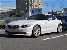 黒い悪魔にさようなら..BMW E89 ブレーキローター交換+クランツ製フェーズ1