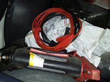 NB8CロードスターRSのバッテリー上がり対処と復活作業①