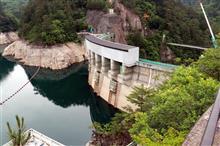 鬼怒川水系のダムめぐり~その2(川俣ダム)