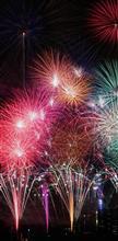 淀川花火大会の写真を撮ってみました