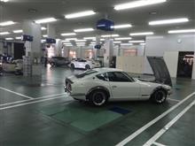 日産自動車大学校 展示協力