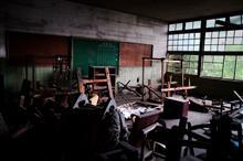 長野県諏訪市の旧湖南小学校後山分校は解体される