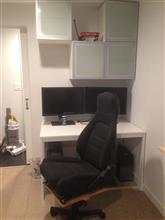 純正シート流用オフィスチェア
