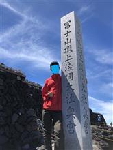 富士山行ってきました\(◎o◎)/!