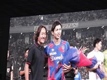 FC東京対ヴィッセル神戸