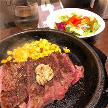 ◆いきなりステーキの千円。。。3日間
