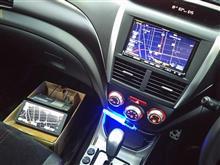 GPS受信不具合?自車位置ずれる?車載・走行テスト。