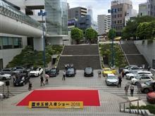 埼玉輸入車ショー2018に行ってきましたにゃん♪(=゚-゚)ノニャーン♪