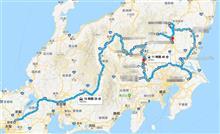 北関東への道 2018