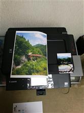 プリンタ..買って来た!(CANON TR8530)