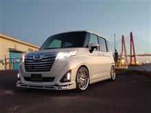 新車 ROOMY ROWENコンプリート 販売開始!!