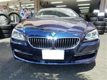 BMW:F13にダブルスポーク343Mをお取り付け! FIT都筑店です(*'▽')