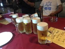 サーキット温泉ビール倶楽部暑気払い2018