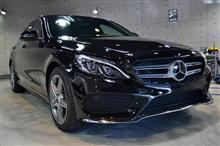 クラスを超越する乗り心地 MercedesBenz・C200のガラスコーティング【リボルト高崎】