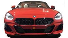 「BMW・Z4(2019)」<スパイショット>/他人の褌で相撲(海外クルマ)情報。