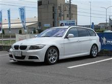 これもメンテナンス...BMW E91 325 プラグ交換 これで..バチバチ
